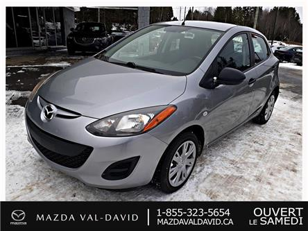 2012 Mazda Mazda2 GX (Stk: B1624A) in Val-David - Image 1 of 13