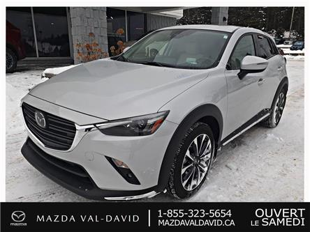 2019 Mazda CX-3 GT (Stk: 19294A) in Val-David - Image 1 of 30