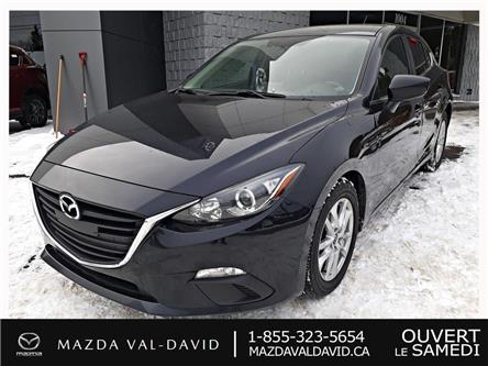 2015 Mazda Mazda3 Sport GS (Stk: 20005A) in Val-David - Image 1 of 23
