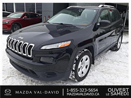 2015 Jeep Cherokee Sport (Stk: 19328A) in Val-David - Image 1 of 19