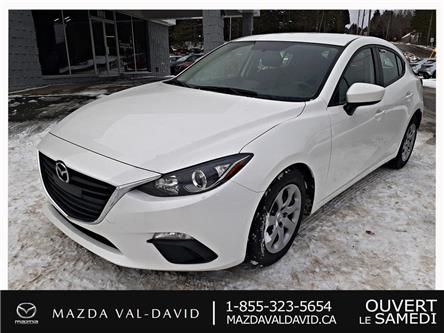 2016 Mazda Mazda3 Sport GX (Stk: B1708) in Val-David - Image 1 of 26