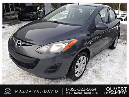 2013 Mazda Mazda2 GX (Stk: 19385A) in Val-David - Image 1 of 18