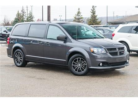 2019 Dodge Grand Caravan GT (Stk: 27121UR) in Barrie - Image 1 of 27