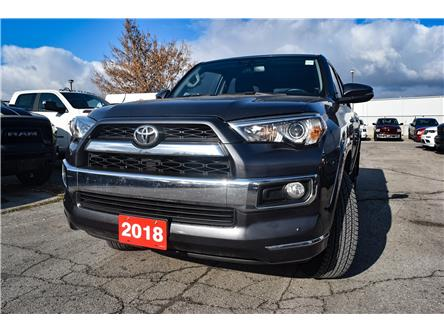 2018 Toyota 4Runner SR5 (Stk: 93901) in St. Thomas - Image 1 of 30