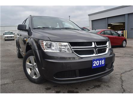 2016 Dodge Journey CVP/SE Plus (Stk: 54357) in St. Thomas - Image 1 of 30