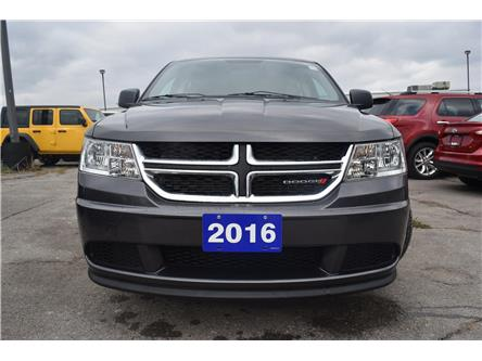 2016 Dodge Journey CVP/SE Plus (Stk: 54357) in St. Thomas - Image 2 of 30