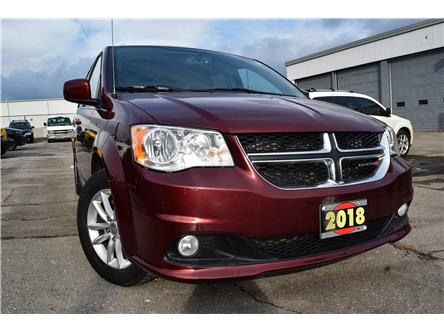 2018 Dodge Grand Caravan CVP/SXT (Stk: 87936) in St. Thomas - Image 1 of 30