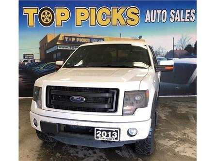 2013 Ford F-150 FX4 (Stk: g00867) in NORTH BAY - Image 1 of 30