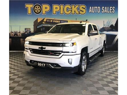 2017 Chevrolet Silverado 1500 LTZ (Stk: 331204) in NORTH BAY - Image 1 of 19