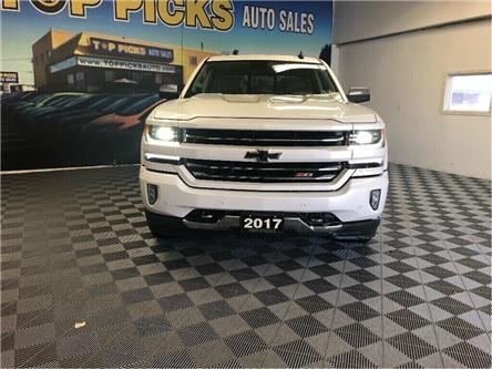 2017 Chevrolet Silverado 1500 LTZ (Stk: 331204) in NORTH BAY - Image 2 of 19