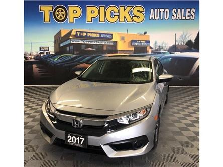 2017 Honda Civic EX (Stk: 035701) in NORTH BAY - Image 1 of 28
