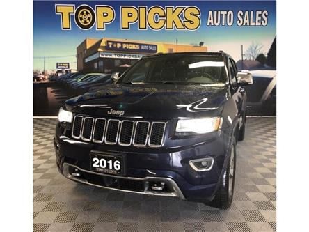 2016 Jeep Grand Cherokee Overland (Stk: 399919) in NORTH BAY - Image 1 of 29