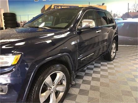 2016 Jeep Grand Cherokee Overland (Stk: 399919) in NORTH BAY - Image 2 of 29