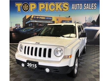 2015 Jeep Patriot Sport/North (Stk: 393504) in NORTH BAY - Image 1 of 28