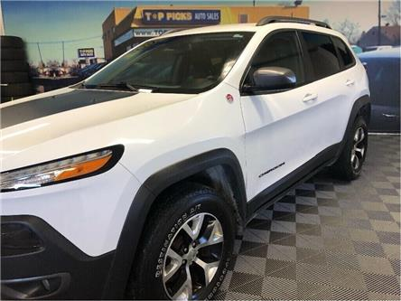 2016 Jeep Cherokee Trailhawk (Stk: 299235) in NORTH BAY - Image 2 of 30