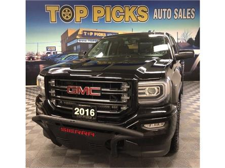 2016 GMC Sierra 1500 SLT (Stk: 309987) in NORTH BAY - Image 1 of 29
