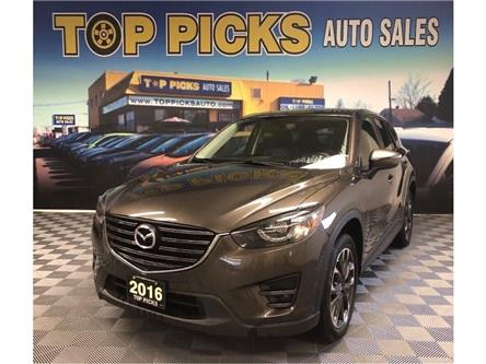 2016 Mazda CX-5 GT (Stk: 634217) in NORTH BAY - Image 1 of 14