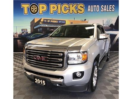2015 GMC Canyon SLT (Stk: 214067) in NORTH BAY - Image 1 of 29