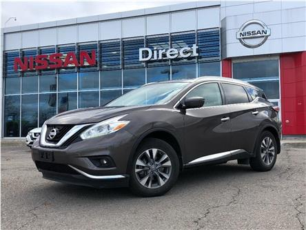 2017 Nissan Murano SL | CERTIFIED PRE-OWNED | LIKE NEW!!! (Stk: P0644) in Mississauga - Image 1 of 15