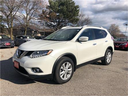 2015 Nissan Rogue SV | PANORAMIC ROOF |BACKUP CAM |AWD | LOADED!! (Stk: 5568) in Stoney Creek - Image 2 of 23