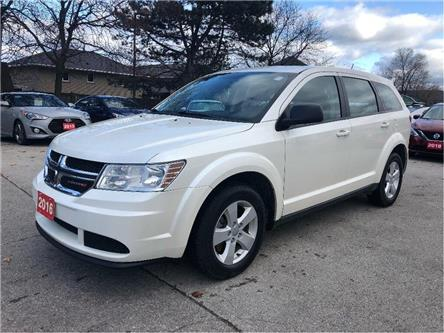 2016 Dodge Journey Canada Value Pkg |LOW LOW KM!! | ONE OWNER!! (Stk: 5566) in Stoney Creek - Image 2 of 22