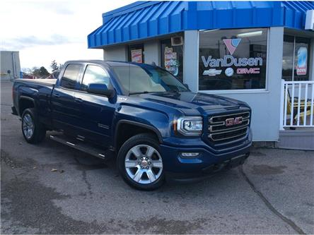 2017 GMC Sierra 1500 4WD Double Cab 143.5 (Stk: 195035A) in Ajax - Image 1 of 20