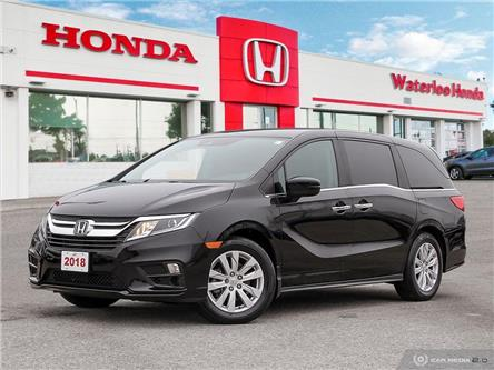 2018 Honda Odyssey LX (Stk: H6408A) in Waterloo - Image 1 of 27