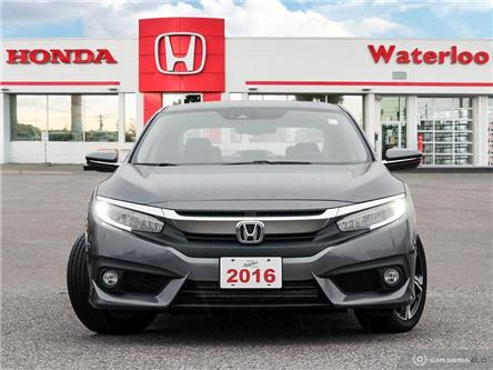2016 Honda Civic Touring (Stk: U6443) in Waterloo - Image 2 of 27