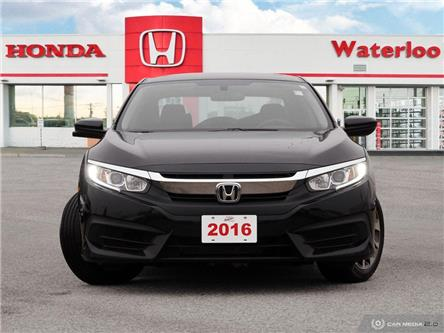 2016 Honda Civic EX (Stk: U6456) in Waterloo - Image 2 of 27