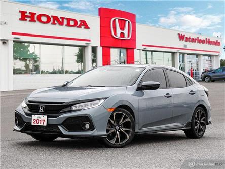 2017 Honda Civic Sport Touring (Stk: H6382A) in Waterloo - Image 1 of 27