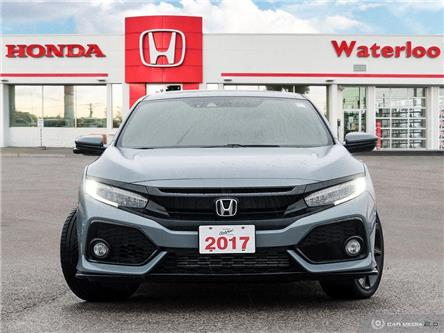 2017 Honda Civic Sport Touring (Stk: H6382A) in Waterloo - Image 2 of 27