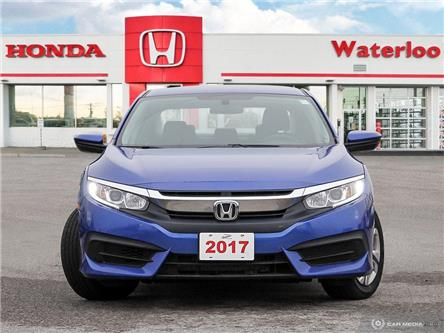 2017 Honda Civic LX (Stk: U6480) in Waterloo - Image 2 of 27