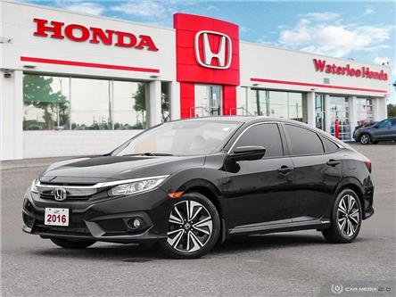 2016 Honda Civic EX-T (Stk: H4804A) in Waterloo - Image 1 of 27