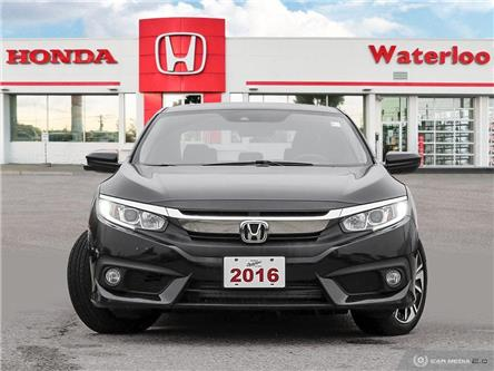 2016 Honda Civic EX-T (Stk: H4804A) in Waterloo - Image 2 of 27