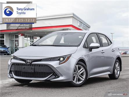2019 Toyota Corolla Hatchback Base (Stk: U9181) in Ottawa - Image 1 of 29