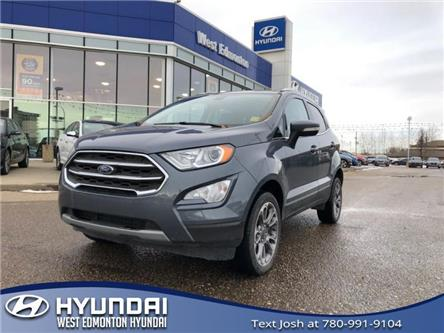 2018 Ford EcoSport Titanium (Stk: E4681) in Edmonton - Image 1 of 24