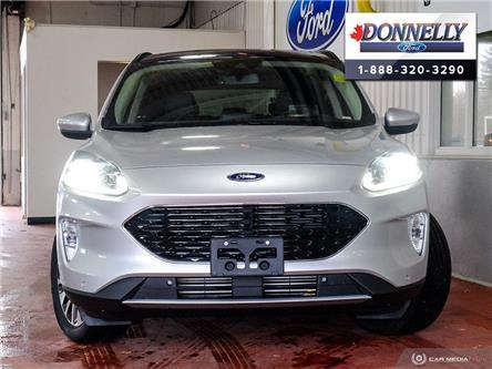 2020 Ford Escape Titanium (Stk: DT104DT) in Ottawa - Image 2 of 27