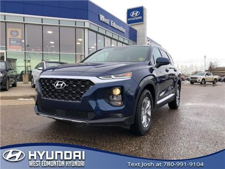 2019 Hyundai Santa Fe SE (Stk: E4772) in Edmonton - Image 1 of 26