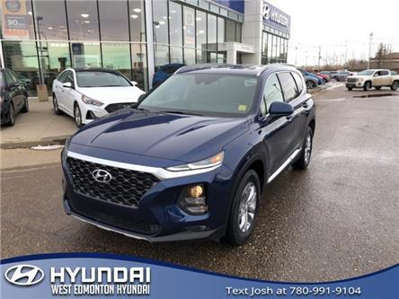 2019 Hyundai Santa Fe SE (Stk: E4772) in Edmonton - Image 2 of 26