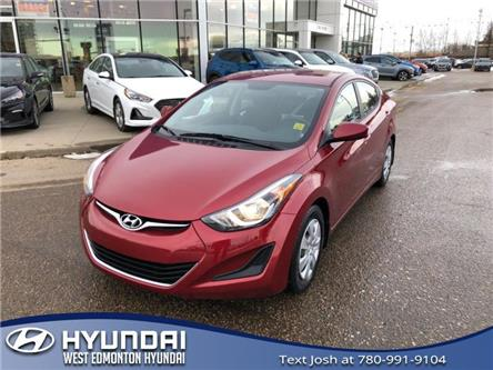 2016 Hyundai Elantra GL (Stk: 1528TA) in Edmonton - Image 2 of 20