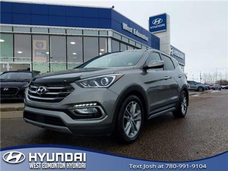 2017 Hyundai Santa Fe Sport 2.0T Ultimate (Stk: E4774) in Edmonton - Image 1 of 24