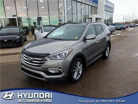 2017 Hyundai Santa Fe Sport 2.0T Ultimate (Stk: E4774) in Edmonton - Image 2 of 24