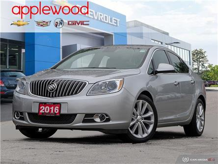 2016 Buick Verano Leather (Stk: 126163P) in Mississauga - Image 1 of 25