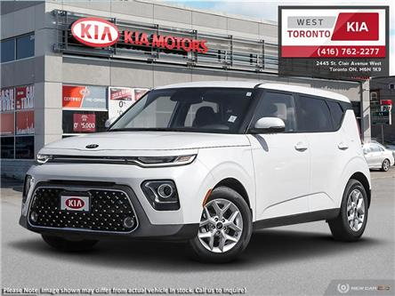 2020 Kia Soul EX (Stk: 20195) in Toronto - Image 1 of 23