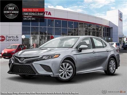 2020 Toyota Camry SE (Stk: 69919) in Vaughan - Image 1 of 24