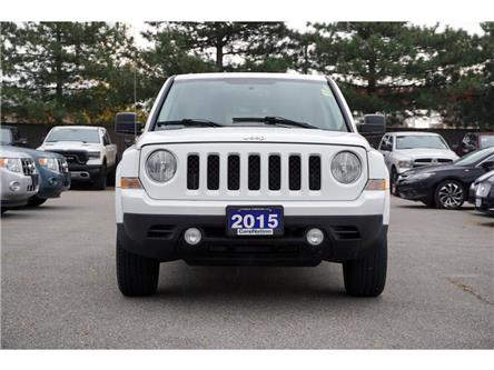 2015 Jeep Patriot HIGH ALTITUDE| 4X4| NAV| SUNROOF| REMOTE START (Stk: L074A) in Burlington - Image 2 of 38