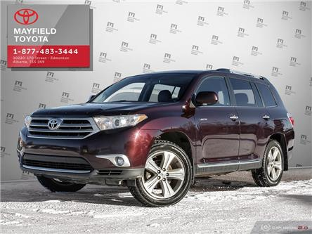 2012 Toyota Highlander V6 Limited (Stk: 1902390A) in Edmonton - Image 1 of 20
