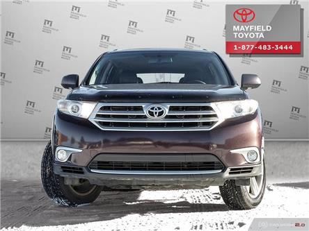 2012 Toyota Highlander V6 Limited (Stk: 1902390A) in Edmonton - Image 2 of 20