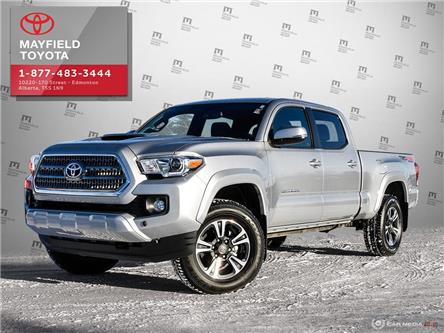 2017 Toyota Tacoma SR5 (Stk: 1902245A) in Edmonton - Image 1 of 20