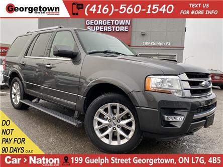 2015 Ford Expedition Limited 4WD   LEATHER   NAVI   TOW PKG   B/U CAM (Stk: P12813) in Georgetown - Image 1 of 37